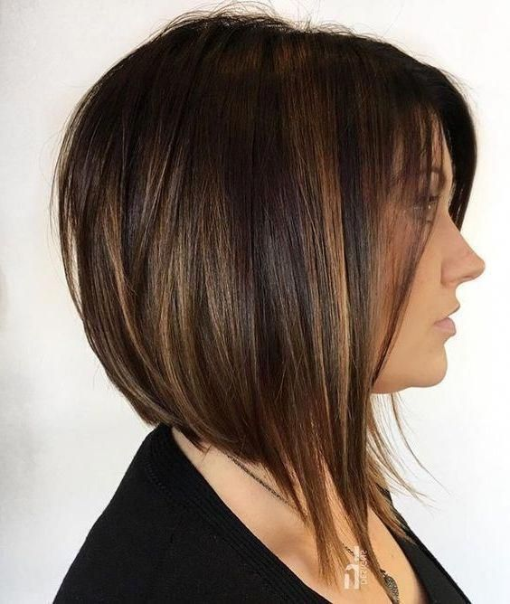 Medium Bob Hairstyles 2019 Hairstyles For Women Over 40 69