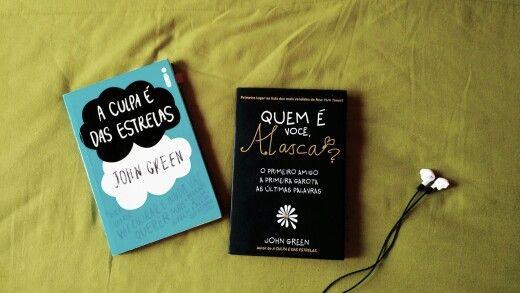 Livros do John Green ❤