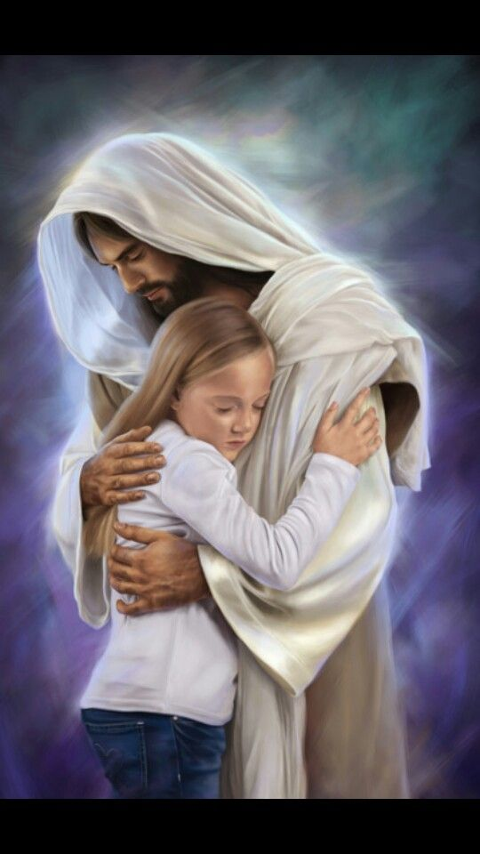Jesus and His Daughter