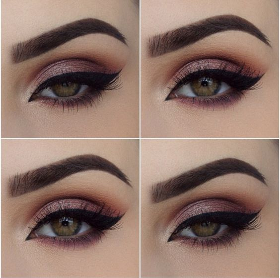 Natural Wedding Makeup For Hazel Eyes : Bridal Makeup Smokey Eye For Hazel Eyes - Makeup Vidalondon