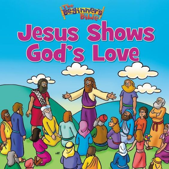 Jesus Shows God's Love comes to life in this Bible story using the art from the popular The Beginner's Bible. Young children will learn about Jesus' work on earth, teaching the message of God's love to his disciples and people everywhere.