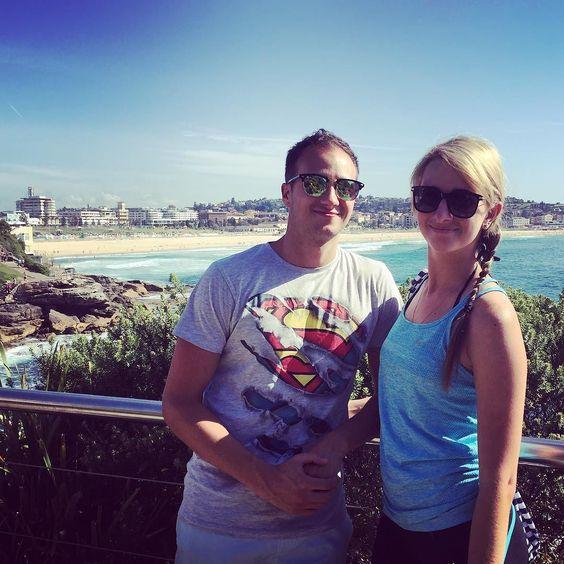 #bondibeach #coastalwalk #bonditobronte  #sunshine #nye #bonditobrontewalk #gotroasted #beach #tourist #showingthetouristaround #followme #instadaily #thisisaustralia #beachesofaustralia #eastcoast #sydney #picoftheday by pussykat91 http://ift.tt/1KBxVYg