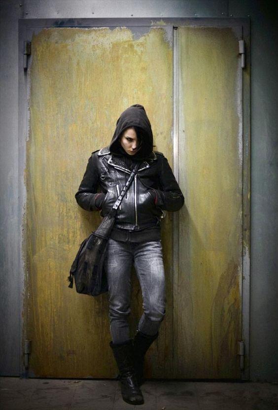 "Lisbeth Salander  ""Millenium"" version suédoise"