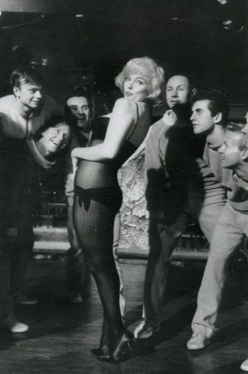 Image result for Marilyn monroe let's make love