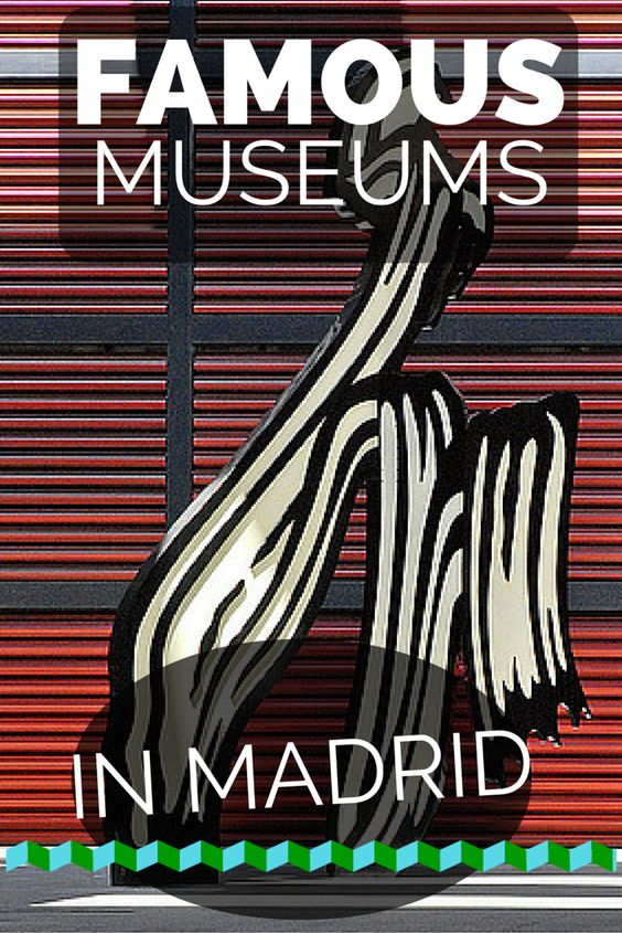 Madrid has so many great museums. Love exploring all the different ones and seeing new exhibitions. #museums #madrid #prado #reinaSofia