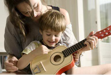 When Children Should Start Guitar Lessons