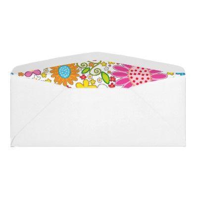 $0.80 #flowerenvelope #customstationary  #envelopes