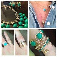Best Spring trend, Emerald green!  http://www.stelladot.com/ts/s28n5