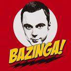 Sheldon Cooper's T-Shirt #The Big Bang Theory