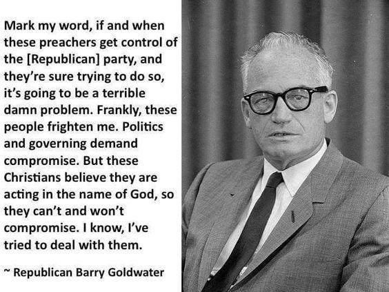 B. Goldwater