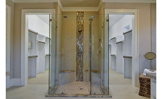 Beautiful Shower Amazing Walk In Home A Place To