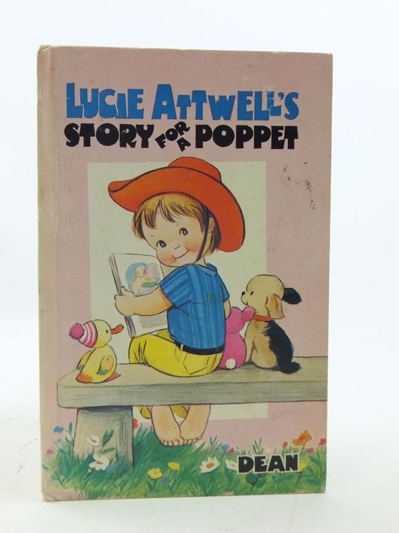 Lucie Attwell's story for a poppet ([Dean's little poppet series): Mabel Lucie Attwell: 9780603005893: Amazon.com: Books