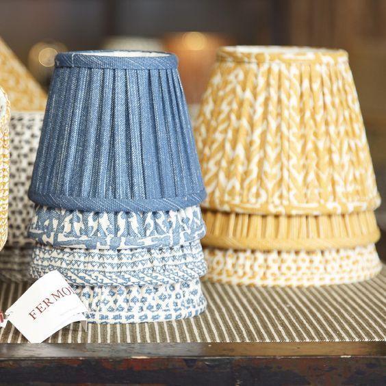 Custom Mini Lamp Shades
