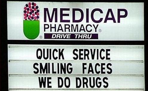 pharmacy humor lol