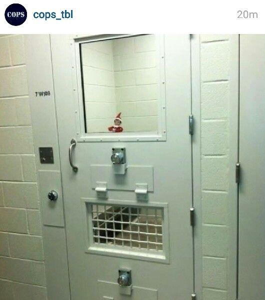 Elf in a jail