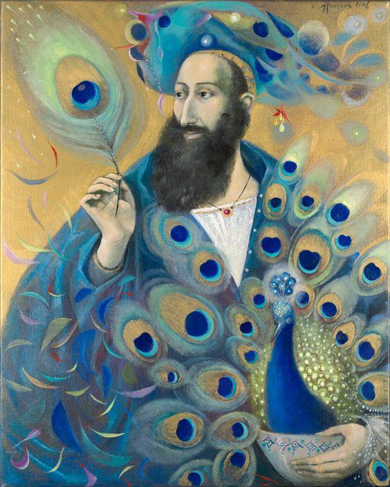 Aquarius by Anelia Pavlova: