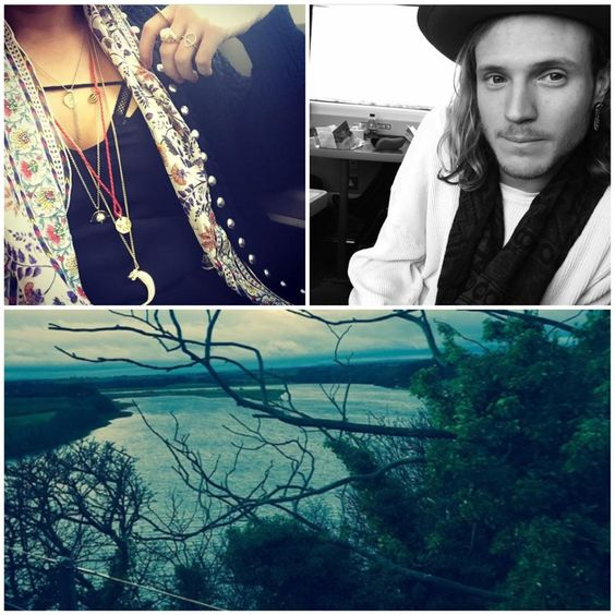 Dougie (photo by Ellie Goulding).