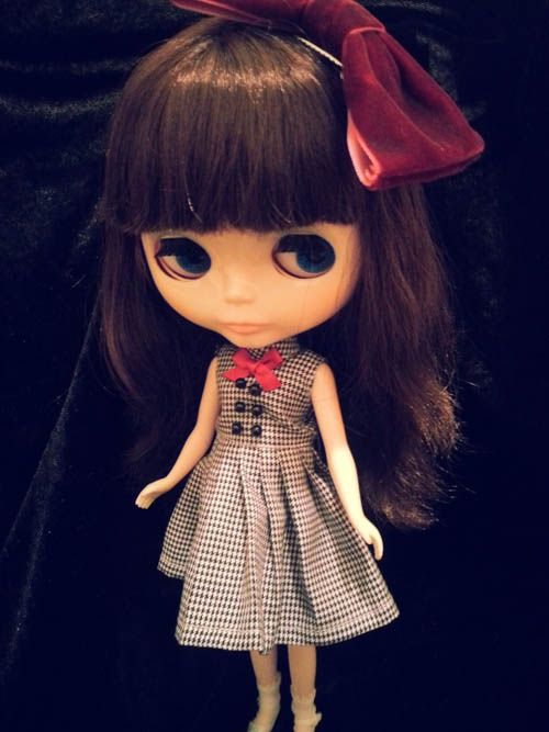 Blythe: Princess Y said this is too casual for her, darn so hard to please