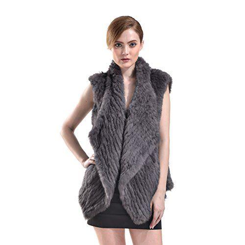 Queenfur Real Knit Rabbit Fur Vest Natural Fur Waistcoat ... https://www.amazon.com/dp/B01HLT8UNQ/ref=cm_sw_r_pi_dp_x_YE9tybASMVQ1A