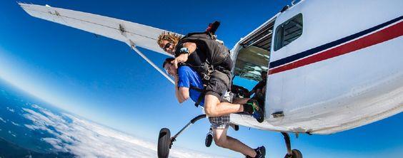 Skydive Australia hero image