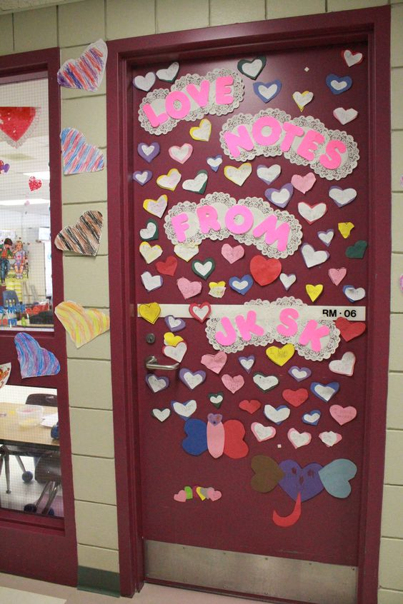 Valentine Door Decoration Ideas Classroom ~ Pinterest the world s catalog of ideas