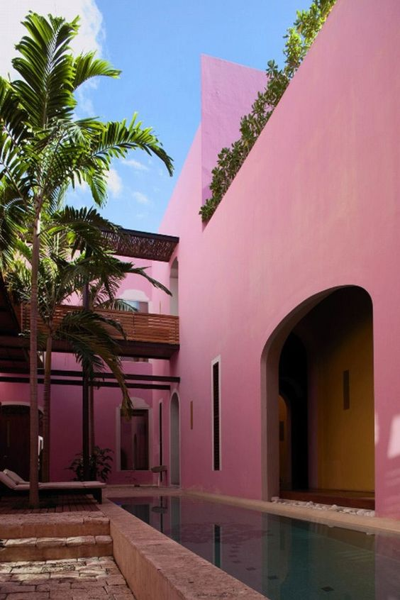 Merida mexico and hotels on pinterest for Design hotel yucatan