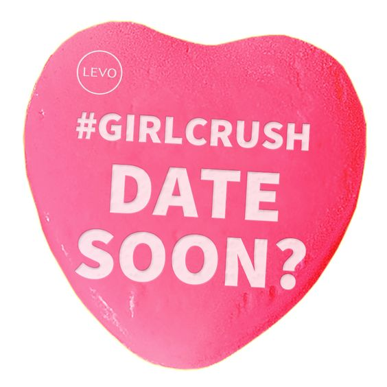 Long time no see? #GirlCrush date please! Share this special valentine with the ladies you miss having in your life! | Share the #levolove