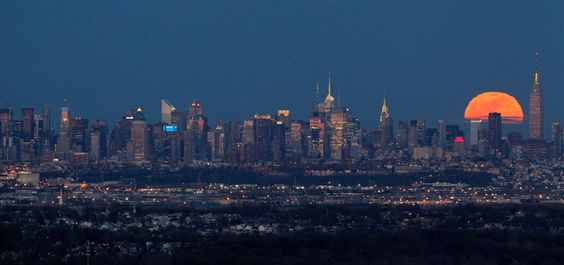 new york city and sailor's moon