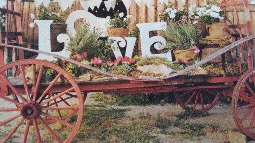 Wagon of love