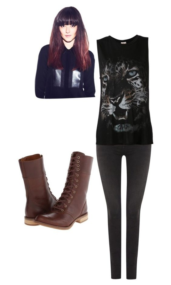 """""""Untitled #261"""" by halomace ❤ liked on Polyvore"""