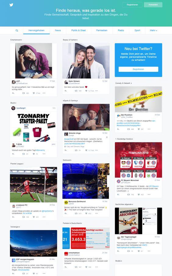Twitter mausert sich zum Newsaggregator