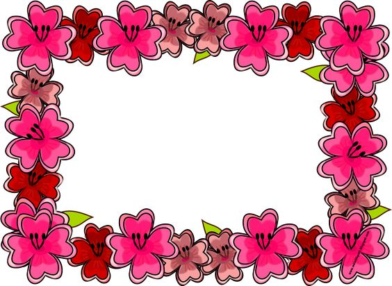 Picture Flower Frame