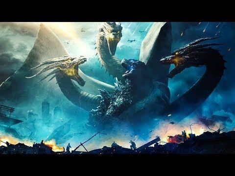Filme De Acao 2019 Godzilla Ii Rei Dos Monstros Filme