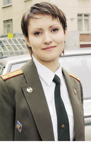 Russian Woman Soldier Results 91