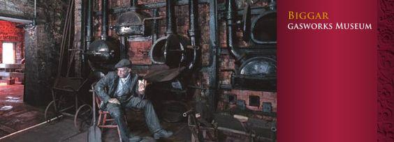 Biggar Gasworks Museum | For more information see Visit Lanarkshire - http://www.visitlanarkshire.com/attractions/historic-heritage/Biggar-Gasworks/