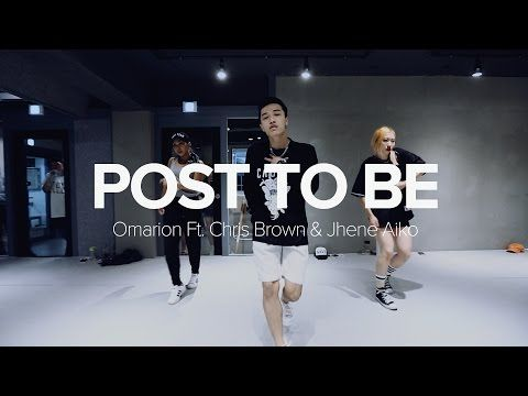Post to Be - Omarion (Feat. Chris Brown & Jhene Aiko) / Junsun Yoo Choreography - YouTube