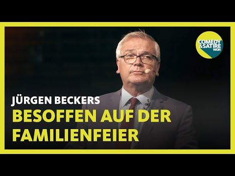 Feiern In Coronazeiten Jurgen Beckers Zum Lachen Ins Revier Youtube Spruche Leben Lustig Witzige Filme Loriot Zitate