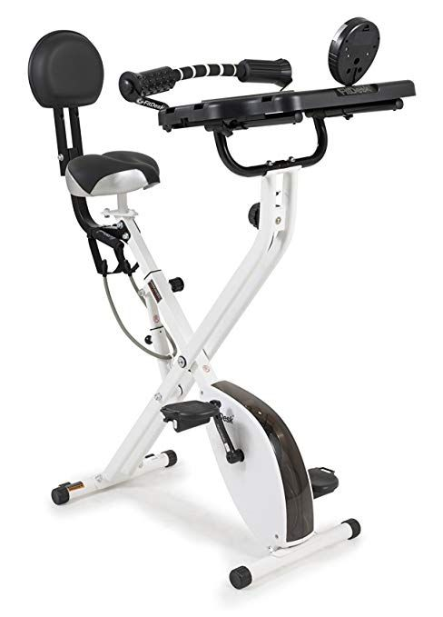 Fitdesk Fdx 3 0 Desk Exercise Bike And Office Workstation With