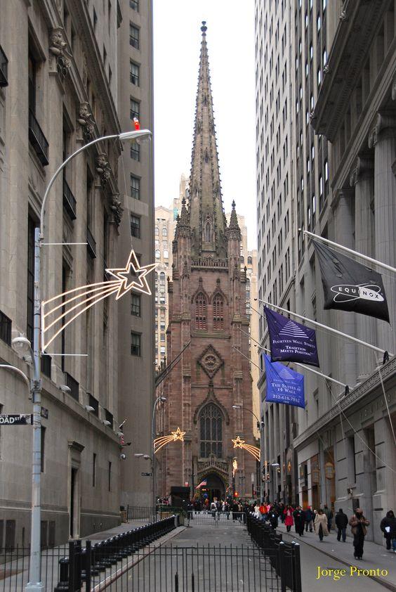 Igreja da Trindade, Nova Iorque