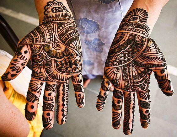 mehndi by Mani Mehndi Art, via Flickr