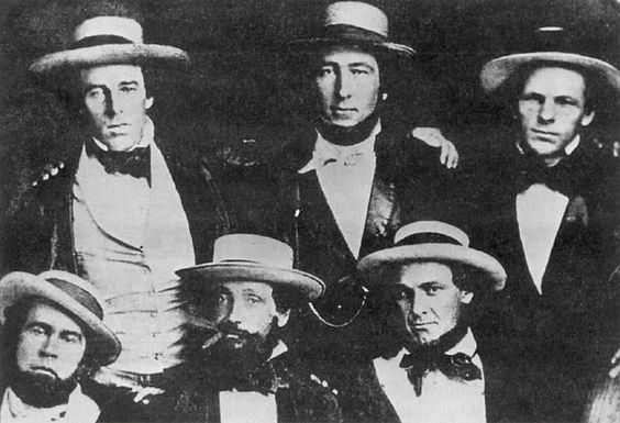 Today in Sports History: June 3rd 1851- The New York Knickerbockers became the first baseball team to wear uniforms. They wore straw hats, white shirts and blue trousers