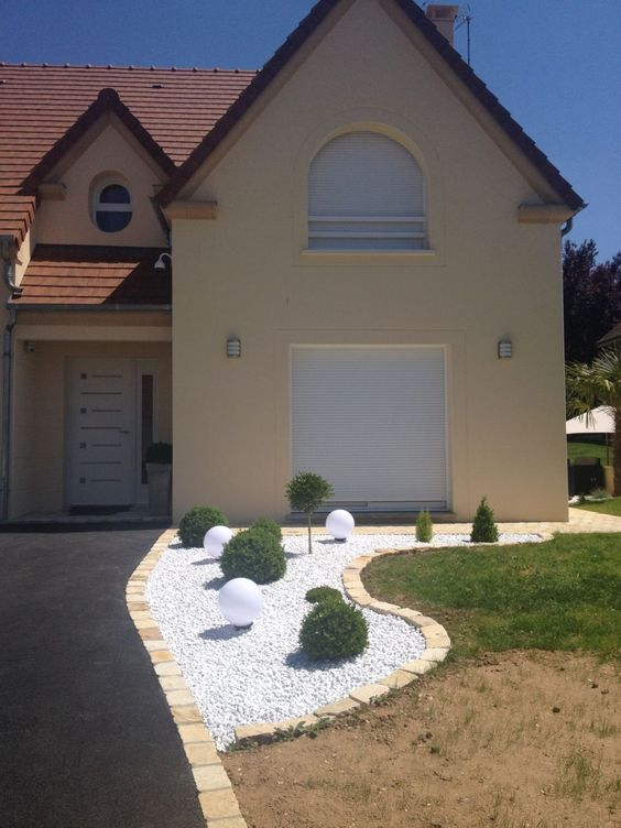 Nouveaux projets nouvelle maison celia maisons for Deco exterieur entree de maison