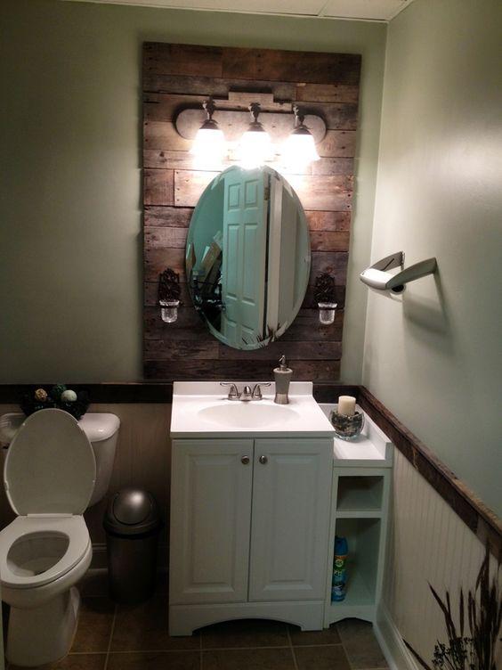 洗面所をすてきにDIY。簡単にできるアレンジアイデア集 | iemo[イエモ]