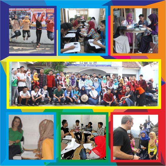 Kursus Speaking Englis Jogja bersama NTC Koleksi foto NTC English