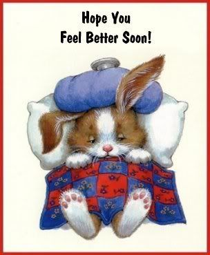 Sick Bunny, from pinterest no source