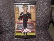 Barbie Sandy Doll From 25 Years Grease By Mattel M/I/Box Collector Edition