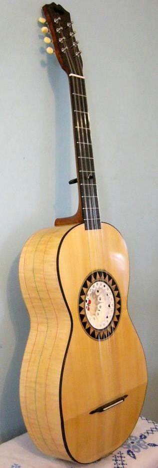 Chitarra Battente by Todd Cambio --- https://www.pinterest.com/lardyfatboy/