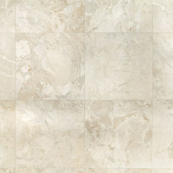 """In a classic 12"""" paver layout and fine contemporary grout lines ..."""