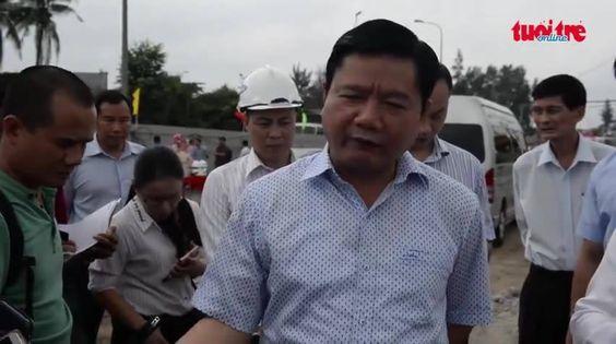 """Bí thư Thành ủy TP.HCM Đinh La Thăng đã đưa ra """"tối hậu thư"""" này với chủ đầu tư công trình nút giao thông Mỹ Thủy (quận 2) trong chuyến thị sát công trình giao thông đầu tiên trong năm mới Đinh Dậu."""