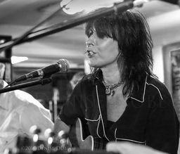 Excellent portrait by Denise Dube of rock icon Chrissie Hynde, now on Crated. #ChrissieHynde #Pretenders #Rockstars @itsduber